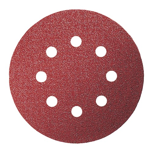 Slippappersrondell BOSCH 115 mm Red Wood Top