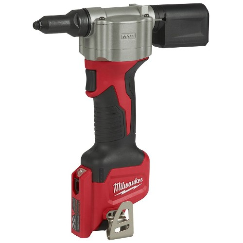 Blindnitpistol MILWAUKEE M12 BPRT-0 12 V utan batteri